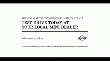 2017 MINI Countryman TV Spot, 'Quotes' Song by Langhorne Slim & the Law [T1] - Thumbnail 9