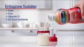 Enfagrow Toddler Next Step TV Spot, 'Healthy Brain Growth'