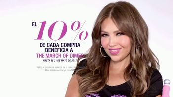 Macy's TV Spot, 'Colección Thalía Sodi: March of Dimes' [Spanish] - Thumbnail 5