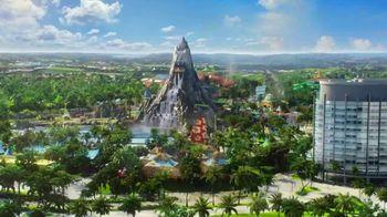 Universal Orlando Resort TV Spot, 'Volcano Bay: bienvenidos' [Spanish]