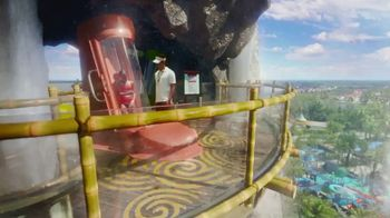 Universal Orlando Resort TV Spot, 'Volcano Bay: bienvenidos' [Spanish] - Thumbnail 3
