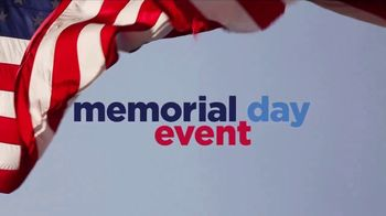Ashley Homestore Memorial Day Event TV Spot, 'Beat the Crowds' - Thumbnail 2