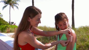 Funtantattoo TV Spot, 'Fun in the Sun' Featuring Kevin Harrington - Thumbnail 2