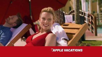 Apple Vacations TV Spot, 'The Johnsons: Summer Fun' - Thumbnail 1