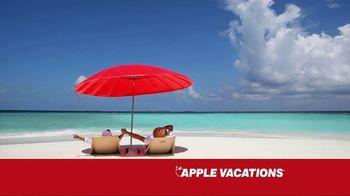 Apple Vacations TV Spot, 'The Johnsons: Summer Fun'