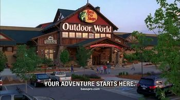 Bass Pro Shops Go Outdoors Event and Sale TV Spot, 'Escape: Water Filter' - Thumbnail 5