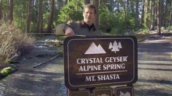 Crystal Geyser TV Spot, \'Travel Distance\'