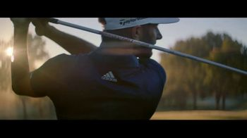 adidas Golf TV Spot, 'Early Victory' Featuring Dustin Johnson - 245 commercial airings