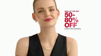 Macy's One Day Sale TV Spot, 'Jewelry and Handbags' - Thumbnail 1