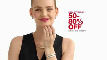 Macy's One Day Sale TV Spot, 'Jewelry and Handbags' - Thumbnail 2