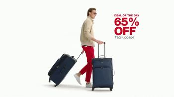 Macy's One Day Sale TV Spot, 'Kitchen, Bed, Bath & Luggage' - Thumbnail 9