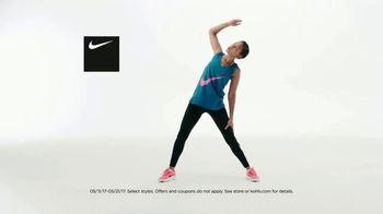 Kohl's Nike Sale TV Spot, 'Mother's Day Workout Gear' - Thumbnail 3