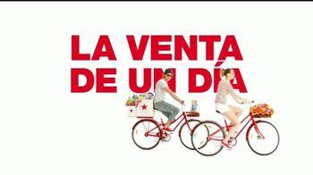 Macy's La Venta de un Día TV Spot, 'Cocina, baño y equipaje' [Spanish] - Thumbnail 2