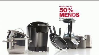 Macy's La Venta de un Día TV Spot, 'Cocina, baño y equipaje' [Spanish] - Thumbnail 4