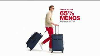 Macy's La Venta de un Día TV Spot, 'Cocina, baño y equipaje' [Spanish] - Thumbnail 8