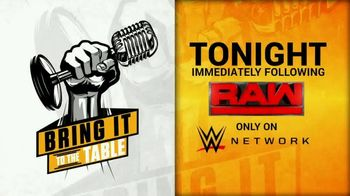 WWE Network TV Spot, 'Bring It to the Table' - Thumbnail 10
