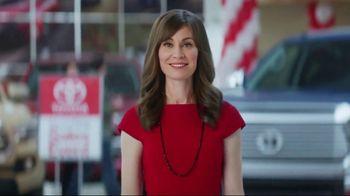 Toyota Time Sales Event TV Spot, '2017 Tundra CrewMax' [T2]
