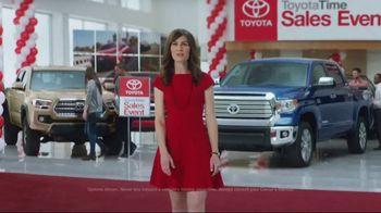Toyota Time Sales Event TV Spot, '2017 Tundra CrewMax' [T2] - Thumbnail 1
