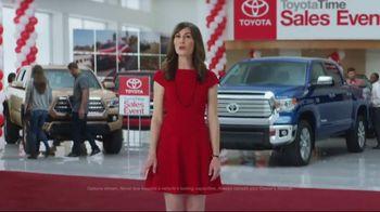 Toyota Time Sales Event TV Spot, '2017 Tundra CrewMax' [T2] - Thumbnail 2