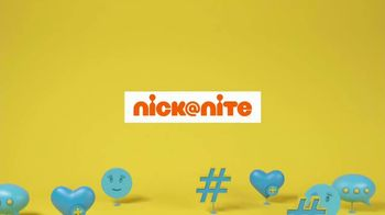 Blue Bunny Ice Cream TV Spot, 'nick@nite: Let Loose' - Thumbnail 1