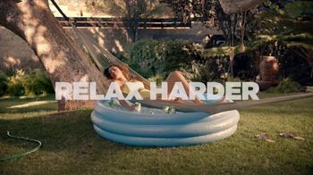 Canada Dry TV Spot, 'Cooler Hammock' Song by Wiz Khalifa