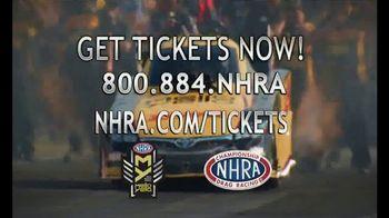 NHRA TV Spot, 'Heartland, New England Nationals and Summernationals' - Thumbnail 8