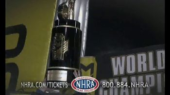 NHRA TV Spot, 'Heartland, New England Nationals and Summernationals' - Thumbnail 3