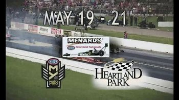 NHRA TV Spot, 'Heartland, New England Nationals and Summernationals' - Thumbnail 5