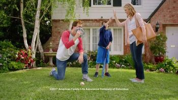 Aflac TV Spot, 'Dad's Choice' - Thumbnail 9