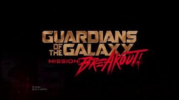 Disney California Adventure TV Spot, 'Guardians of the Galaxy: BREAKOUT!'