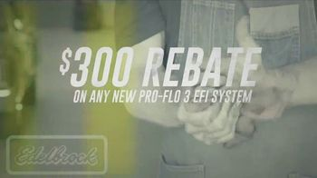 Edelbrock Pro-Flo 3 EFI System TV Spot, 'Fueled Promotion' - Thumbnail 7
