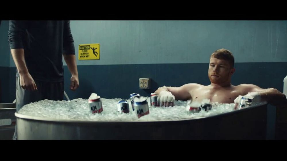 Tecate TV Commercial, 'Ice Bath' Featuring Sylvester Stallone, Canelo ??lvarez
