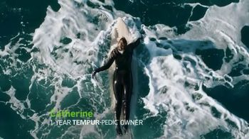 Tempur-Pedic TV Spot, 'A Better Me' Featuring Catherine Bruhwiler - 325 commercial airings