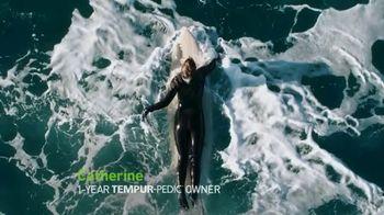 Tempur-Pedic TV Spot, 'A Better Me' Featuring Catherine Bruhwiler