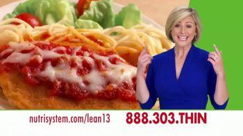 Nutrisystem Lean13 TV Spot, 'Do It Now' - Thumbnail 6