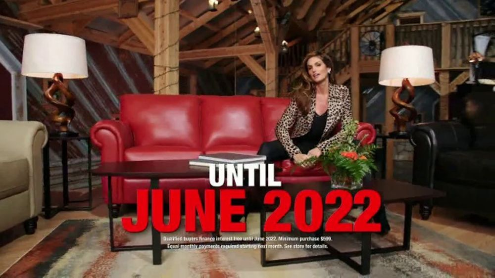 Rooms To Go Cindy Crawford Home Tv Commercial 2017