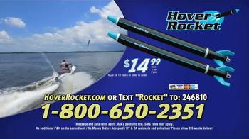 Hover Rocket TV Spot, 'Inflatable Outdoor Rocket' - Thumbnail 9