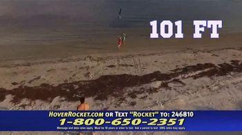 Hover Rocket TV Spot, 'Inflatable Outdoor Rocket' - Thumbnail 7