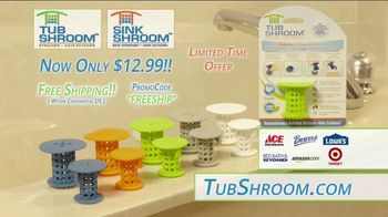 TubShroom TV Spot, 'Prevent Clogged Drains' Featuring Kevin Harrington - Thumbnail 10