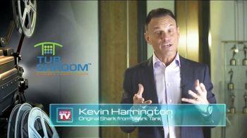 TubShroom TV Spot, 'Prevent Clogged Drains' Featuring Kevin Harrington - Thumbnail 2
