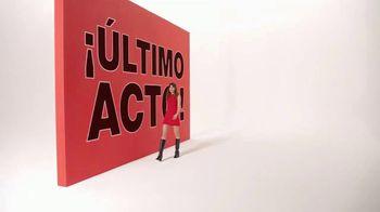 Macy's ¡Último Acto! TV Spot,'Cupón no necesario' [Spanish] - Thumbnail 1