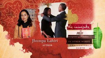 CBS Cares TV Spot, 'Kunal Nayyar on Jhumpa Lahiri' - Thumbnail 2