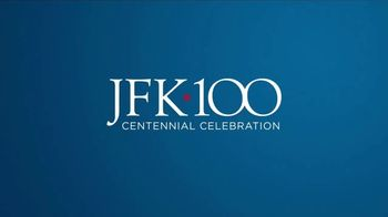JFK Library JFK100 Exhibit TV Spot, 'Visionaries' - Thumbnail 9