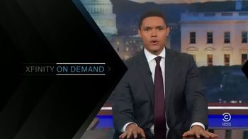 XFINITY On Demand TV Spot, 'The Daily Show' - 163 commercial airings