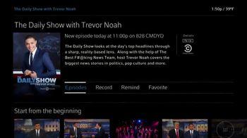 XFINITY On Demand TV Spot, 'The Daily Show' - Thumbnail 8