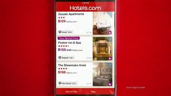 Hotels.com TV Spot, 'Binge' - Thumbnail 10