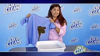 OxiClean Versatile Stain Remover TV Spot, 'Dingy to White'