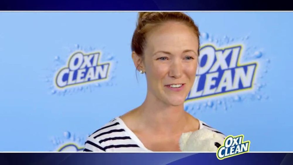 Oxiclean Versatile Stain Remover Tv Commercial Dingy To