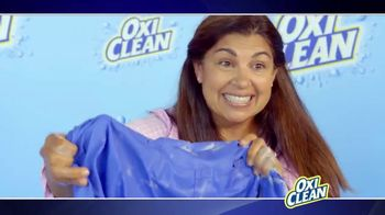 OxiClean Versatile Stain Remover TV Spot, 'Dingy to White' - Thumbnail 3