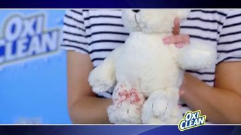 OxiClean Versatile Stain Remover TV Spot, 'Dingy to White' - Thumbnail 4